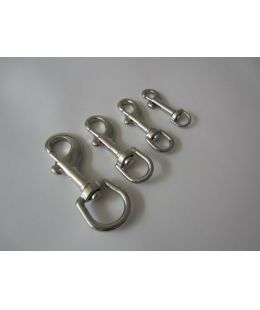 Stainless Steel Swivel Eye Bolt Snap