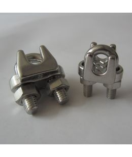 Stainless Steel Wire Rope Clips JIS Standard