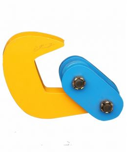 PDQ Single Steel Plate Clamp
