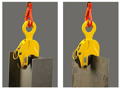 CDH Vertical Plate Clamp